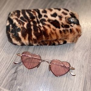Chrome Hearts Bean Sunglasses